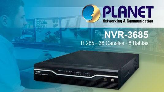 Planet NVR-3685